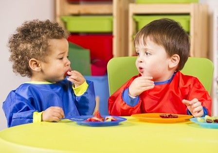 About Child Wise Nursery School - Meals and Refreshments