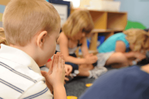 About Child Wise Nursery School - Christianity