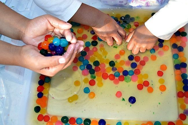 Child Wise Nursery School - Sensory Play